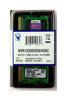 KVR1333D3S9/4GKC