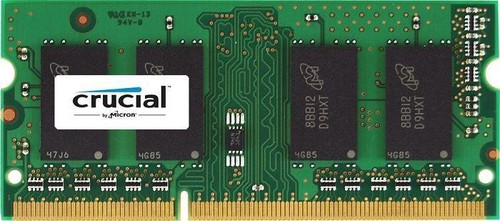 Crucial 8GB DDR3 1866MHz PC3-14900 Laptop Memory CT102464BF186D