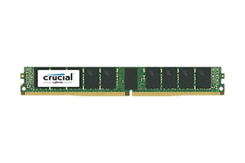 Crucial 16GB DDR4 2400MHz PC4-19200 288-Pin ECC Unbuffered 1.2V VLP Dual Rank DIMM Server Memory CT16G4XFD824A