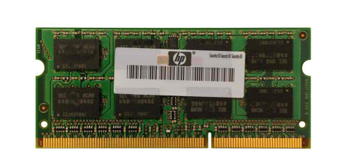 HP 8GB DDR3-1600MHz Notebook Memory Mfr P/N D8T57AV
