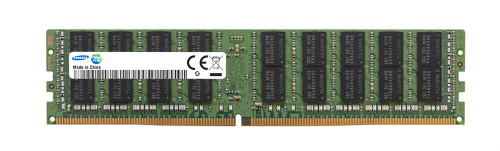 Samsung 32GB PC4-19200 DDR4-2400MHz ECC Registered CL17 288-Pin Load Reduced DIMM 1.2V Quad Rank Memory Module Mfr P/N M386A4G40DM1-CRC4Q