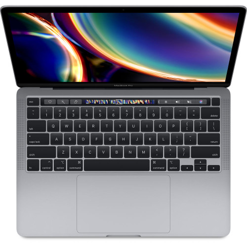 "Apple MacBook Pro 13.3"" Touch Bar Intel Core i5 8GB 256GB SSD Mid-2020 Space Gray MXK32LL/A Openbox"