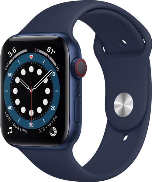 Apple Watch Series 6 44mm GPS Cellular M07J3LL/A