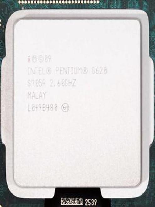 Intel Pentium Dual-Core G620 2.6GHz OEM CPU SR05R CM8062301046304