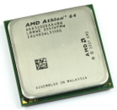AMD Athlon 64 3400+ 2.20GHz 512KB Desktop OEM CPU ADA3400DAA4BY