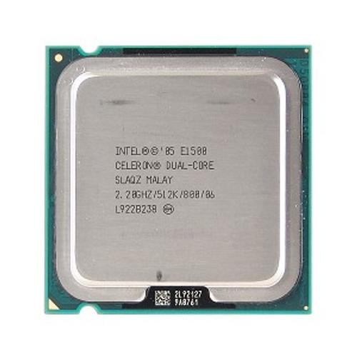 Intel Celeron E1500 2.20GHz OEM CPU SLAQZ HH80557PG049D
