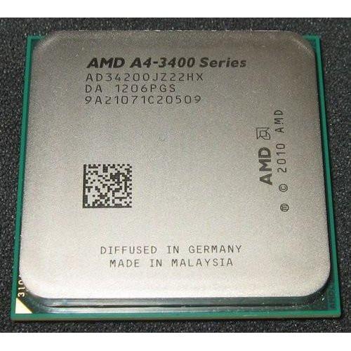 AMD A4-3420 2.80GHz Socket FM1 Desktop OEM CPU AD3420OJZ22HX