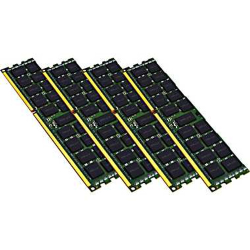 64GB(4X16GB) DDR3 1333MHz PC3-10600 240Pin 2048MX72 ECC Unbuffered Memory kit for 12-Core Mac Pro System 2010-2012