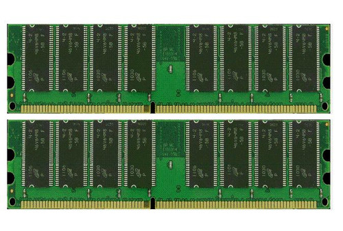 4GB(2X2GB) DDR2 533MHz PC2-4200 256X64 240Pin Memory kit for Late 2005 G5 Power Mac