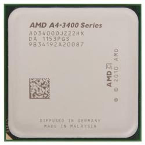 AMD A4-3400 2.70GHz Socket FM1 Desktop OEM CPU AD3400OJZ22HX