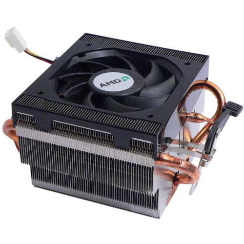 AMD FX 8-Core Black Edition CPU Cooler Heatsink and Fan