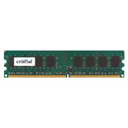 Crucial 2GB 240-Pin DDR2 667 PC2 5300 Desktop Memory CT25664AA667