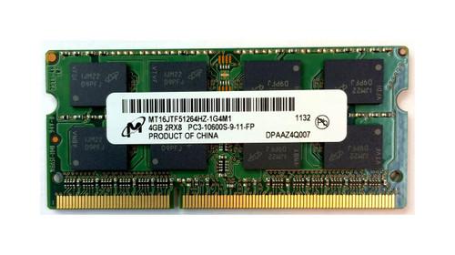 MICRON MTA16ATF1G64HZ-2G1 8GB 2Rx8 DDR4 17000 PC4-2133 NONECC LAPTOP MEMORY RAM