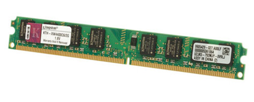 Kingston KTH-XW4400C6/2G 2GB 240-Pin DDR2 SDRAM Unbuffered Non-ECC DDR2 800MHz PC2 6400 DIMM Desktop Memory Module For HP/Compaq Model