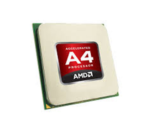 AMD A4-6400B 3.90GHz Socket FM2 Desktop OEM CPU AD640BOKA23HL