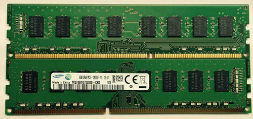 Samsung 8GB DDR3 1600MHz Desktop Memory M378B1G73DB0-CK0
