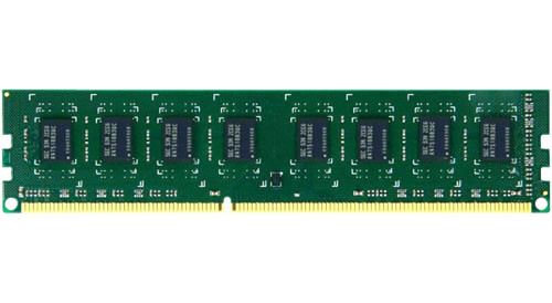 Hynix 4GB PC3-10600 DDR3-1333MHz non-ECC Unbuffered CL9 240-Pin DIMM Dual Rank Desktop Memory HMT351U6BFR8C-H9