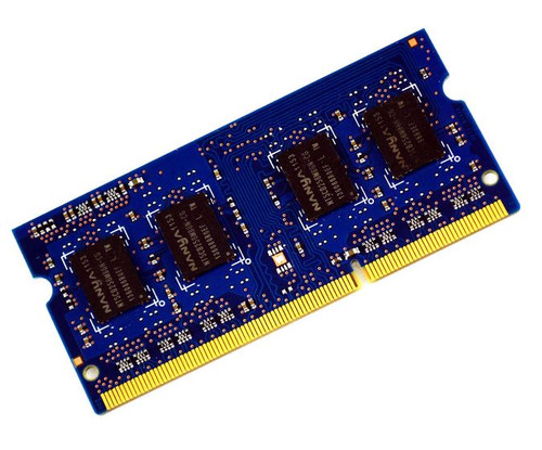 Hynix 8GB DDR3 1333MHz PC3-10600 non-ECC Unbuffered CL9 SoDIMM Rank2 OEM Memory HMT41GS6MFR8C-H9