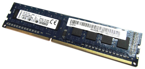 Kingston 4GB DDR3 1600MHz PC3-12800 240-Pin DIMM Single Rank Desktop Memory ACR16D3LU1KBG/4G