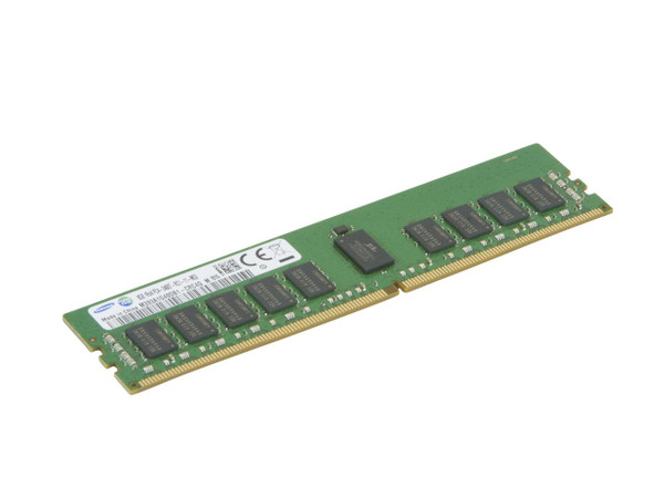 Samsung 8GB DDR4 2400MHz PC4-19200 288-Pin ECC Registered 1.2V Single Rank DIMM Server Memory M393A1G40DB1-CRC