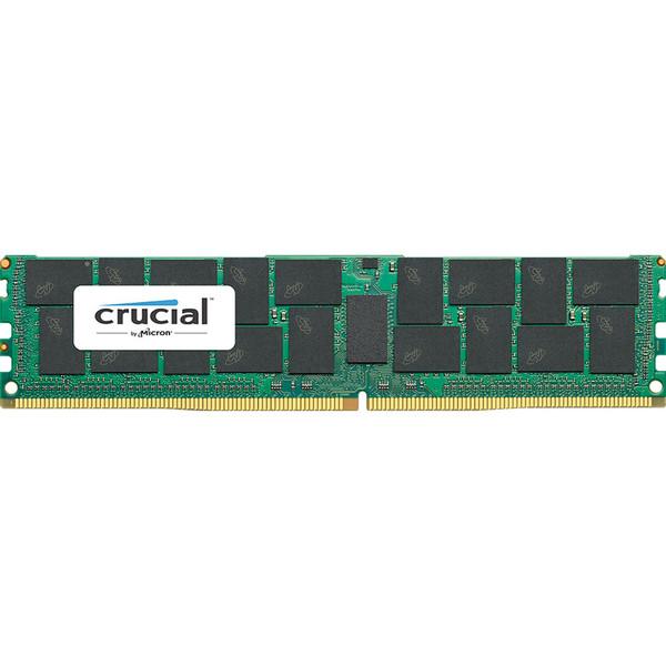 Crucial 32GB DDR4 2133MHz PC4-17000 288-Pin ECC Registered 1.2V Dual Rank DIMM Server Memory CT32G4RFD4213