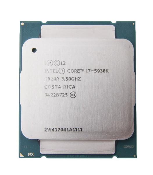 Intel Core i7-5930K 3.50GHz Socket-2011-3 Desktop CPU SR20R CM8064801548338