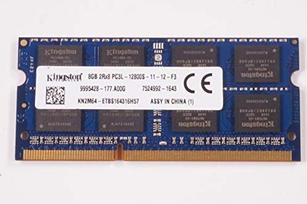 Kingston KN2M64-ETBS 8gb Pc3-12800 Ddr3-1600mhz SoDimm Memory Module