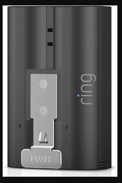 Ring (OEM) 8AB1S7-0EN0 Rechargeable Battery Video Doorbell 2