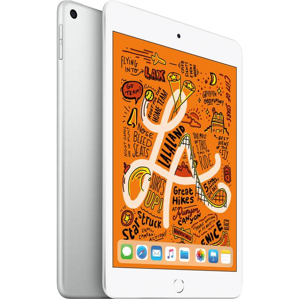 "Apple iPad Mini 7.9"" 64GB Wi-Fi Only 5th Gen Early-2019 Silver MUQX2LL/A Openbox"