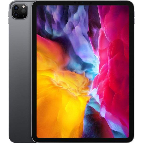 "Apple iPad Pro 11"" 256GB Wi-Fi Only 2nd Gen Early-2020 Space Gray MXDC2LL/A Openbox"