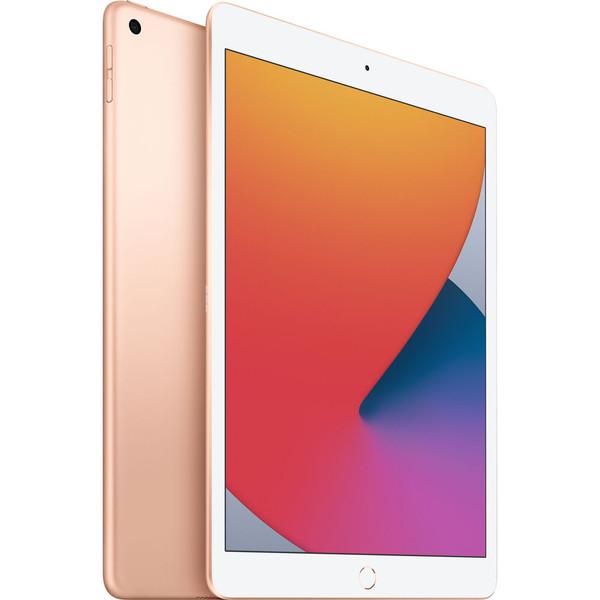 "Apple iPad 10.2"" 32GB Wi-Fi Only Gold MYLC2LL/A Open box"