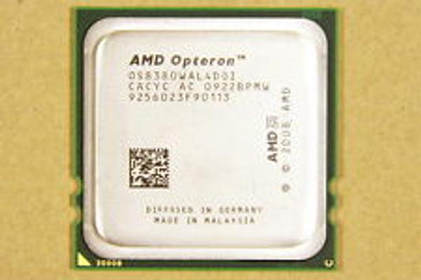 AMD Opteron 8380 2.50GHz 6MB L3 Server OEM CPU OS8380WAL4DGI