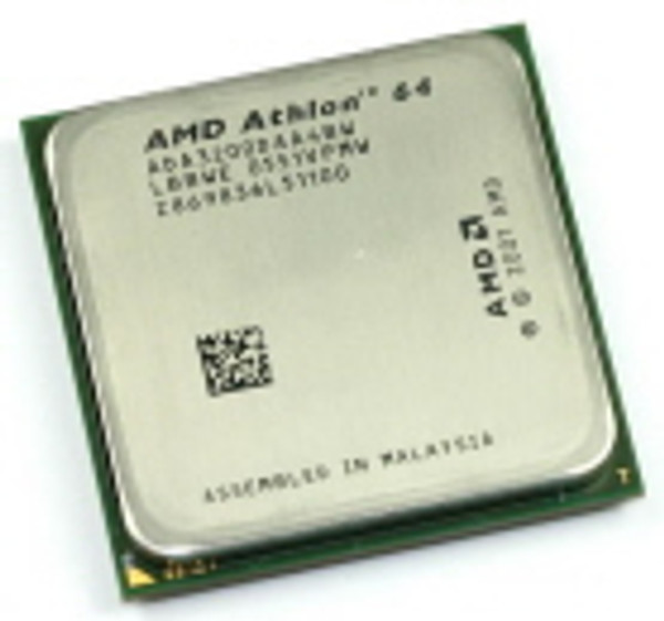 AMD Athlon 64 3200+ 2.00GHz 512KB Desktop OEM CPU ADA3200IAA4CN
