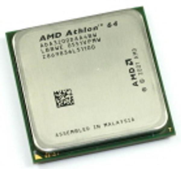 AMD Athlon 64 3500+ 2.20GHz 512KB Desktop OEM CPU ADA3500DAA4BW