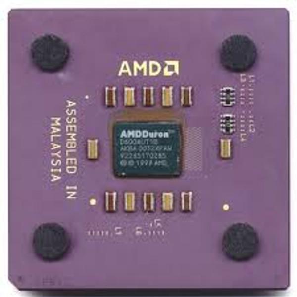 AMD Duron 0.70GHz 200MHz 64KB Desktop OEM CPU D700AUT1B