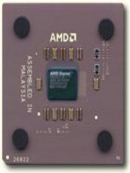 AMD Duron 0.90GHz 200MHz 64KB Desktop OEM CPU D900AUT1B
