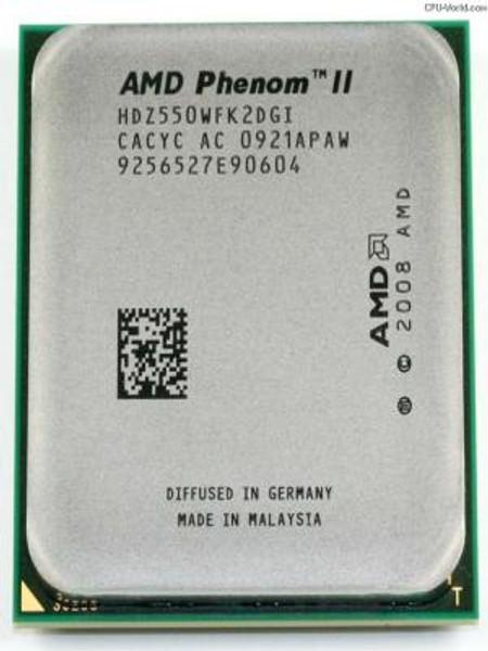 AMD Phenom II X4 910 2.60GHz 667MHz Desktop OEM CPU HDX910WFK4DGI