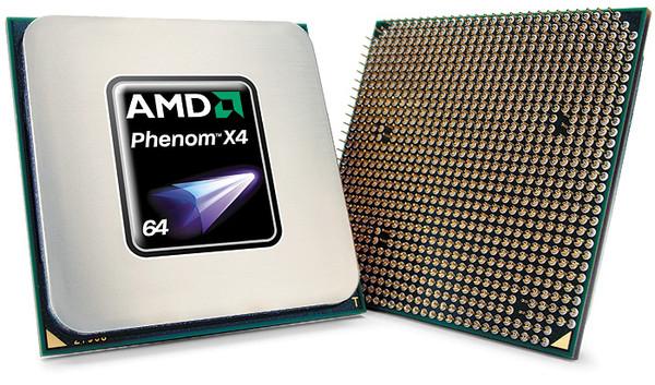 AMD Phenom X4 9850 2.50GHz 533MHz Desktop OEM CPU HD9850WCJ4BGH
