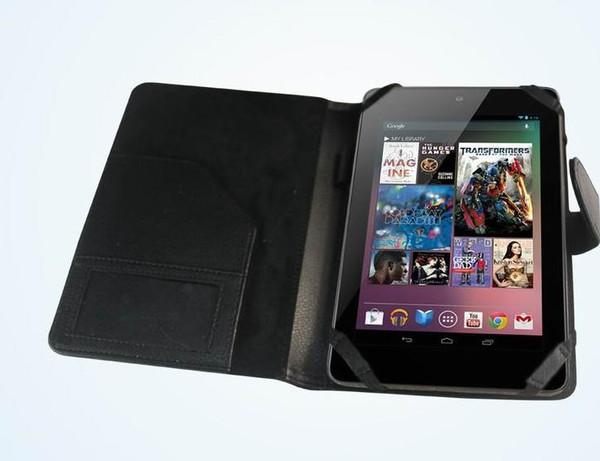 STG702BK-Black color soft protective case for Google NEXUS