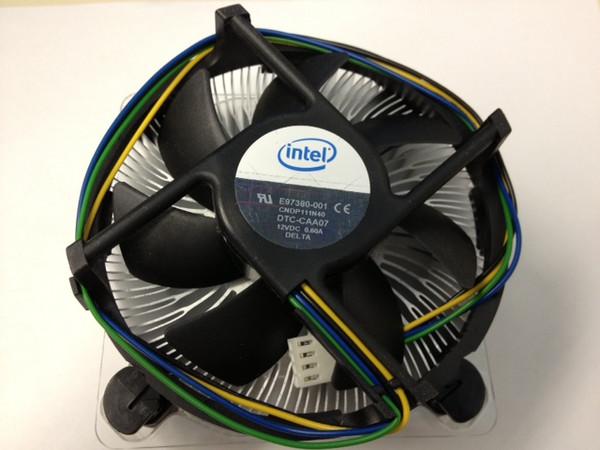 E97380-001 Fan and Heatsink for INTEL Socket 1366