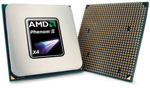 AMD Phenom II X4 840 3.20GHz 667MHz Desktop OEM CPU HDX840WFK42GM