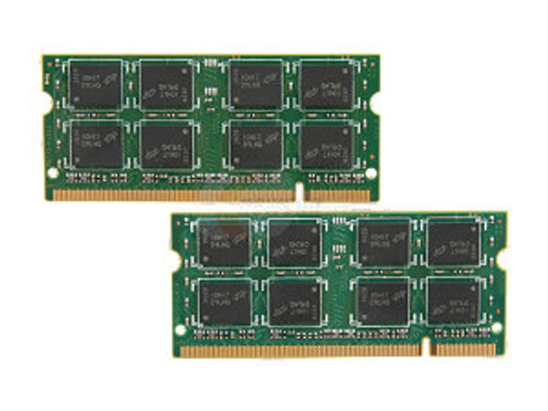 "4(2+2)GB DDR2 800MHz PC2-6400 200p SODIMM kit for White MacBook 13.3"" Intel Core 2 Duo 2.13GHz"