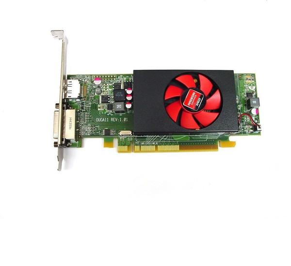 AMD Radeon HD 8490 1GB DDR3 PCIe x16 DVI Display Port Video Card Dell Part # 7W12P