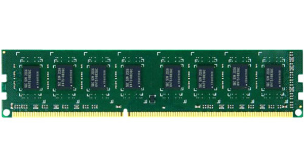 Samsung 4GB DDR3 1600Mhz PC3-12800 CL11 240-Pin ECC Unbuffered DIMM Dual Rank Server Memory M391B5273DH0-YK0