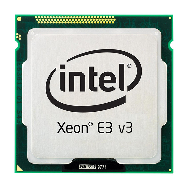 Intel Xeon E3-1241 v3 3.5GHz Socket-1150  Haswell Server OEM CPU SR1R4 CM8064601575331 CM8064601575383