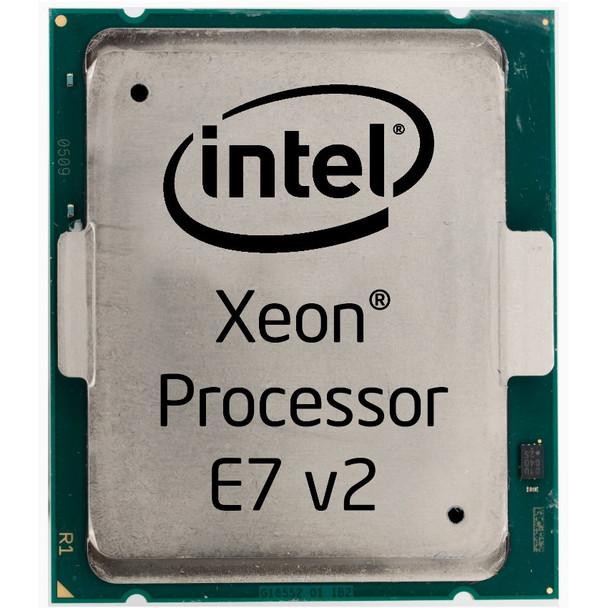Intel Xeon E7-2880 v2 3.20GHz Socket 2011-1 LGA2011-1 Ivy Bridge Server OEM CPU SR1GW CM8063601377422