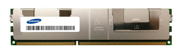 Samsung 32GB PC3-10600 DDR3-1333MHz ECC Registered CL9 240-Pin Load Reduced DIMM 1.35V Low Voltage Quad Rank Memory Module Mfr P/N M386B4G70BM0-YH900