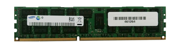 Samsung 8GB PC3-14900 DDR3-1866MHz ECC Registered CL13 240-Pin DIMM Dual Rank Memory Module Mfr P/N M393B1G73QH0-CMA08