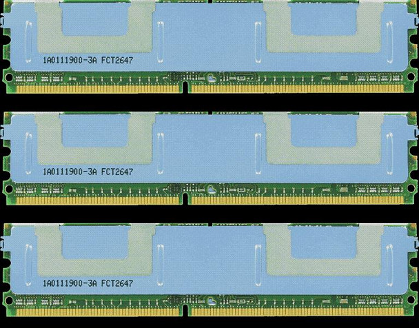 48GB(3X16GB) DDR3 1066MHz PC3-8500 240Pin ECC Unbuffered Memory kit for Mac Pro System 2009