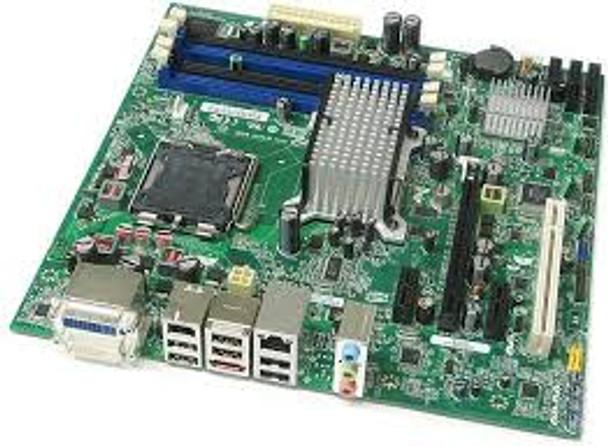 Intel DQ45CB LGA-775 Q45 Micro ATX Desktop OEM Motherboard (w/o Accessories)